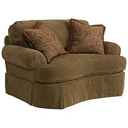 Shop Broyhill Mckenna Stucco Beige Chair Overstock 6749025