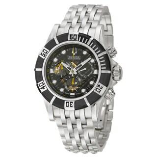 Bulova Accutron Men's 65A101 'Kirkwood' Stainless Steel Quartz Watch