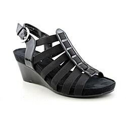 Aerosoles Women's Candlelight Black Sandals