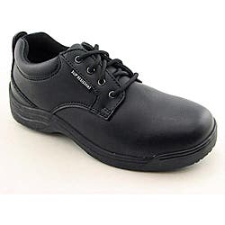 Skidbuster by Nautilus Men's S5071 Black Occupational Wide|https://ak1.ostkcdn.com/images/products/P14300607.jpg?impolicy=medium