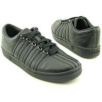 K Swiss Men's The Classic Black Casual Shoes