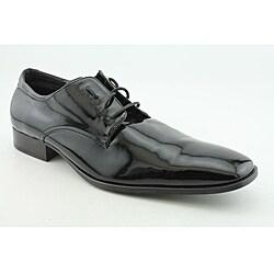 Calvin Klein Men's Gareth II Black Dress Shoes