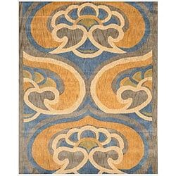 Hand-tufted Wool Byron Area Rug (8'9 x 11'9)