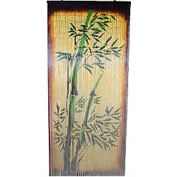 Bamboo Forest Curtain , Handmade in Vietnam