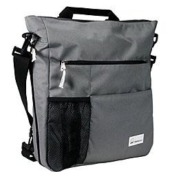 Amy Michelle Lexington Charcoal Diaper Bag