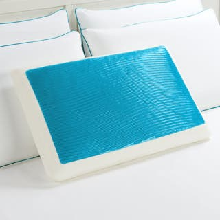 Comfort Memories Blue Wave Memory Foam and Gel Bed Pillow|https://ak1.ostkcdn.com/images/products/P14319190L.jpg?impolicy=medium
