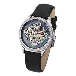 Stuhrling Original Women's Audrey Freedom Automatic Skeleton Watch