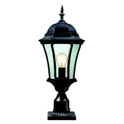 Wakefield Black 24-inch Lighting Fixture