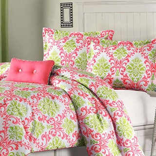 Mi Zone Monica 4-piece Comforter Set (2 options available)