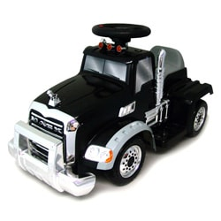 New Star 6 Volt Ride On Classy Mack Truck with Directional Movement