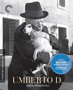 Umberto D. (Blu-ray Disc)