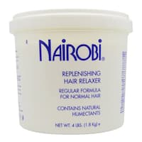 Nairobi Replenishing Hair Relaxer Regular 4-pound Formula