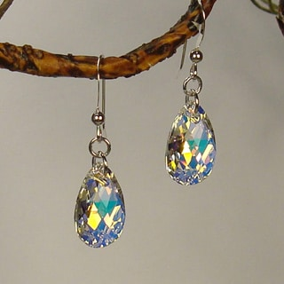 Crystal, Glass & Bead Earrings