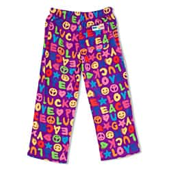 Beeposh Ricky Multicolored Print Lounge Pants by Melissa and Doug|https://ak1.ostkcdn.com/images/products/P14357511.jpg?impolicy=medium