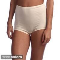 b67d49e9d Shop Cotton Women s Dream White Boyshort With Lace - On Sale - Free ...