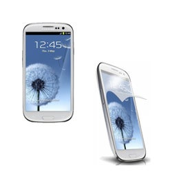 Anti-glare Samsung Galaxy S III/ S3 Screen Protector (Pack of 2)