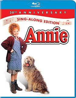 Annie (Blu-ray Disc)