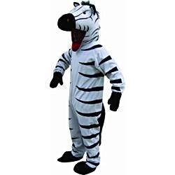 Dress Up America Adult's 'Striped Zebra' Costume