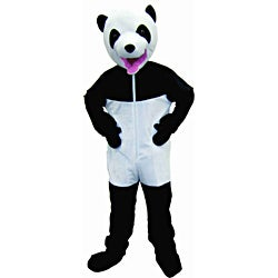 Dress Up America Adults' 'Giant Panda' Costume