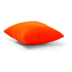 Zuo Laguna Polyester Orange Outdoor Pillow