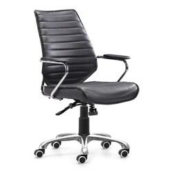 Enterprise Low Back Black Office Chair