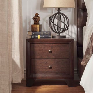 TRIBECCA HOME Louisburgh Nightstand