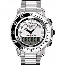 Tissot Men's Sea Chronograph Touch Screen Watch