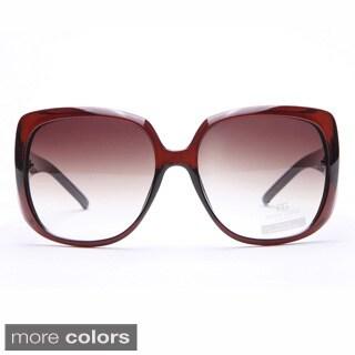 DASEIN by Anais Gvani Women's Large Square Frame Fashion Sunglasses