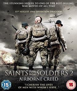 Saints & Soldoiers 2: Airborne Creed (Blu-ray)