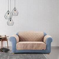 Shop Sure Fit Deluxe Loveseat Comfort Cover Free