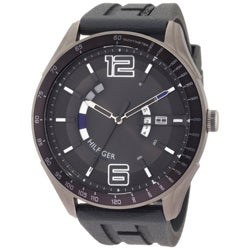 Tommy Hilfiger Men's Sport Silicone Strap Watch