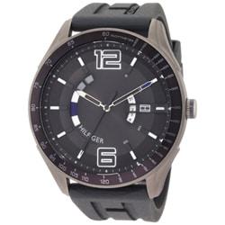 Tommy Hilfiger Men's Sport Silicone Strap Watch