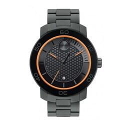 Movado Men's Bold Black Ion-plated Titanium Watch