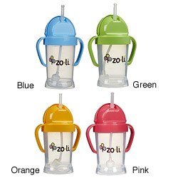 Zoli Baby Bot XL 9-oz Straw Sippy Cup