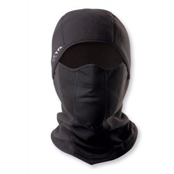 Stretch Micro Fleece Junior's Multi Tasker Pro Black Balaclava