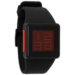 Nixon Men's Black Digital Newton Watch