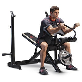 Awesome Marcy Olympic Multi Function Bench