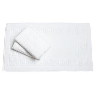 Salbakos White Greek Key Pattern Bath Mat (Set of 3)|https://ak1.ostkcdn.com/images/products/P14796277m.jpg?_ostk_perf_=percv&impolicy=medium