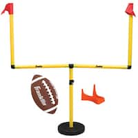 Franklin Sports Youth Football Goal Post Set