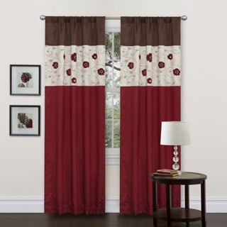 Lush Decor Royal Embrace 84-inch Curtain Panel