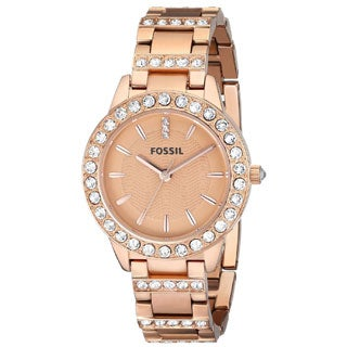 Fossil Women's ES3020 'Jesse' Stainless Steel Watch