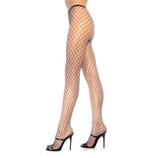 Leg Avenue Women's Diamond Net Pantyhose