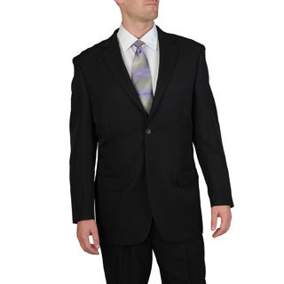 Bolzano Uomo Collezione Men's Classic 2-button Pleated Pants Suit