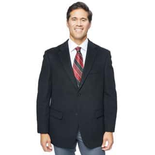 Pronto Moda Men's Wool/ Cashmere Blend Sportcoat (Option: 46r)|https://ak1.ostkcdn.com/images/products/P14919410jt.jpg?impolicy=medium