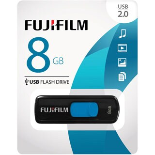 Fujifilm 8GB USB 2.0 Flash Drive