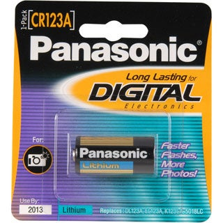 Panasonic CR-123APA/1B Camera Battery