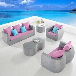 Glitz 5-Piece Outdoor Furniture Set
