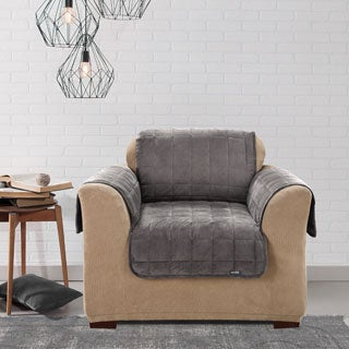 Sure Fit Deluxe Comfort Chair Furniture Protector