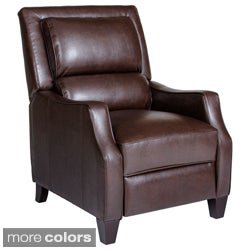Duncan Bonded Leather Recliner