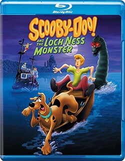 Scooby-Doo and the Loch Ness Monster (Blu-ray Disc)